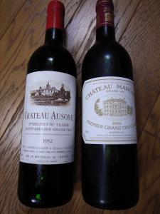 Margaux & Ausone