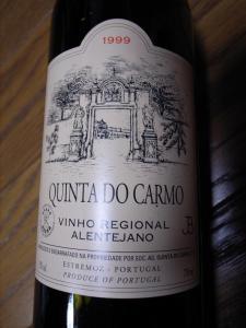 QUINTA DO CARMO 1999